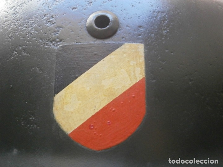 Militaria: casco alemán m-35 - Foto 7 - 161447334