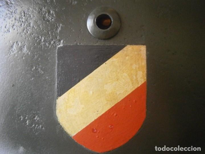 Militaria: casco alemán m-35 - Foto 8 - 161447334