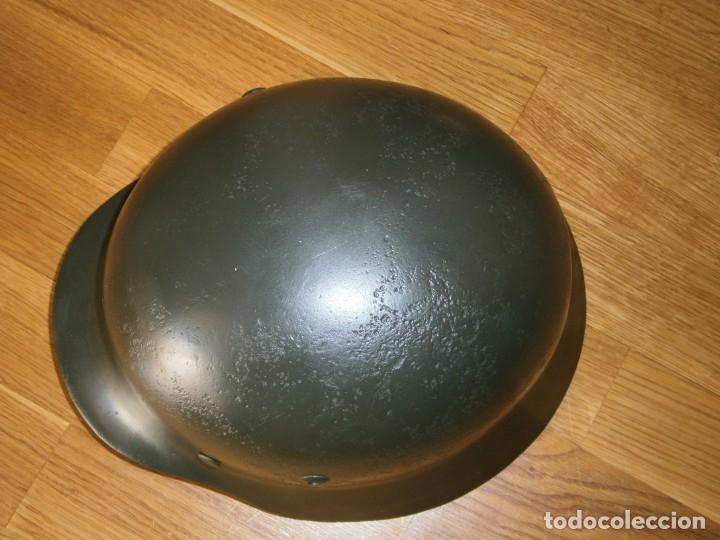 Militaria: casco alemán m-35 - Foto 16 - 161447334