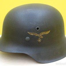 Militaria: CASCO ALEMAN DE LA LUFTWAFFE. Lote 162122046