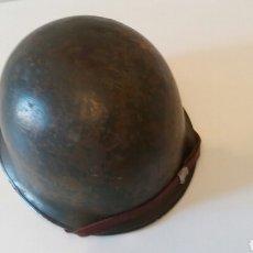 Militaria: CASCO MILITAR FRANCES M51 - AÑO 1959. Lote 162435702
