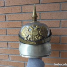 Militaria: * ANTIGUO CASCO PINCHO A IDENTIFICAR. ZX. Lote 195153607