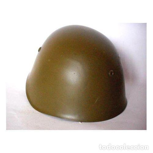 Militaria: Casco búlgaro M51 - Foto 2 - 165239874
