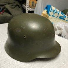 Militaria: CASCO DE GUERRA (ESPAÑOL MOD. Z). Lote 165482852