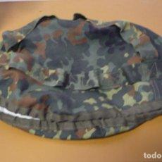 Militaria: FUNDA CASCO ALEMAN . Lote 165857354