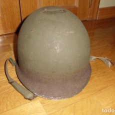 Militaria: CASCO AMERICANO M1 SEGUNDA GUERRA MUNDIAL. Lote 167643372