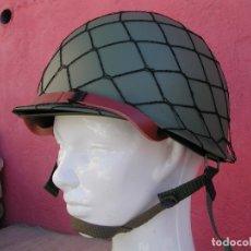 Militaria: CASCO AMERICANO M1 SEGUNDA GUERRA MUNDIAL. Lote 167811272