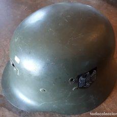 Militaria: CASCO Z ESPAÑOL PARA TEATRO, DIVISIÓN AZUL. Lote 167940780