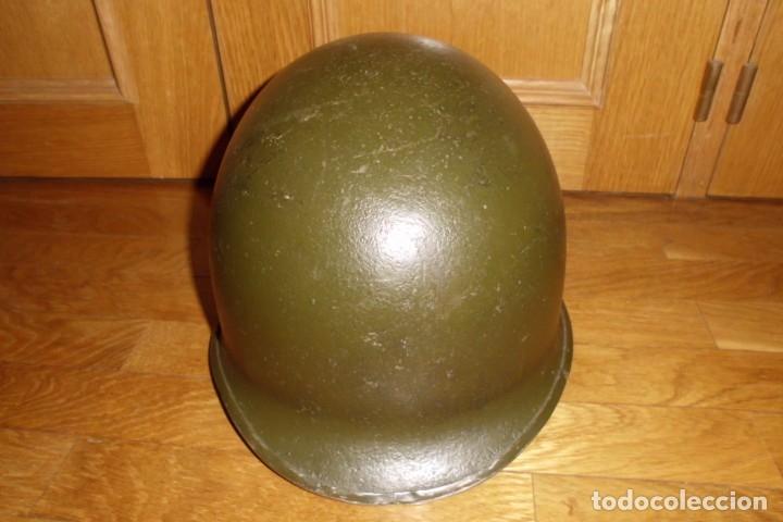 CASCO AMERICANO M1 ORIGINAL WWII (Militar - Cascos Militares )