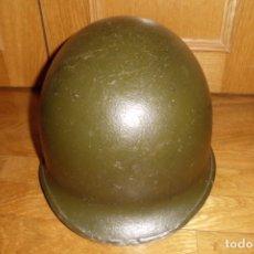Militaria: CASCO AMERICANO M1 ORIGINAL WWII. Lote 168618304