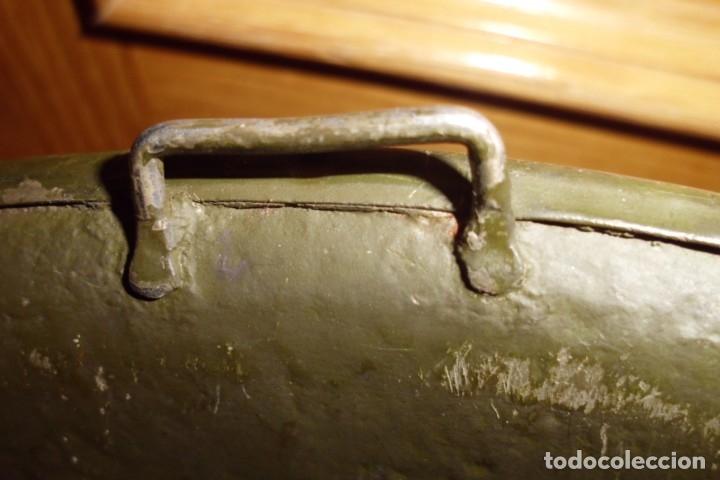 Militaria: CASCO AMERICANO M1 ORIGINAL WWII - Foto 11 - 168618304