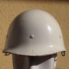 Militaria: CASCO POLICIA AÉREA. AÑO 73. SIN USAR.. Lote 169777821