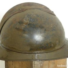 Militaria: CASCO ADRIAN FRANCES 1 GUERRA MUNDIAL. Lote 170139368