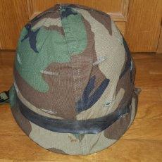 Militaria: M1 CASCO AMERICANO ORIGINAL. Lote 170140016