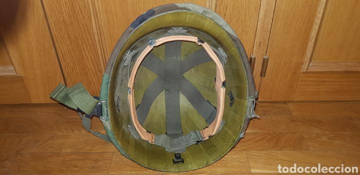 Militaria: M1 casco americano original - Foto 4 - 170140016