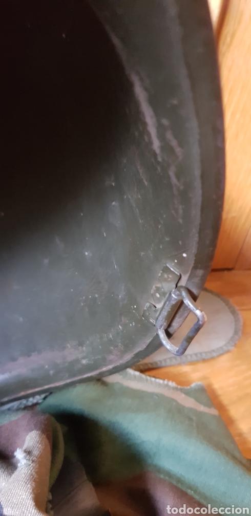 Militaria: M1 casco americano original - Foto 11 - 170140016