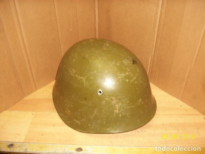 Militaria: CASCO ITALIANO-COMPLETO - Foto 2 - 170456780
