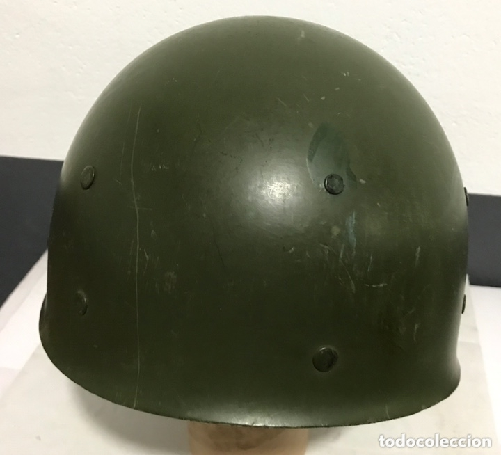 Militaria: SOTOCASCO PARA CASCO MILITAR AMERICANO M1 US ARMY - Foto 3 - 172997995