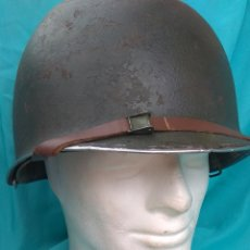 Militaria: CASCO M1 CORTE FRONTAL IIWW. Lote 174496880