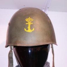 Militaria: CASCO ITALIANO MODELO 933 DE LA REGIA MARINA.2ª GUERRA MUNDIAL. Lote 174995410