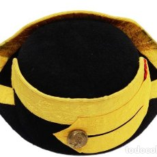 Militaria: TRICORNIO DE GALA ÉPOCA DE FRANCO. Lote 175127144