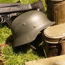 Militaria: CASCO ALEMAN M35 SEGUNDA GUERRA MUNDIAL. Lote 176187709