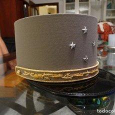 Militaria: KEPI DE GENERAL FRANCES DE 4 ESTRELLAS. Lote 176293320
