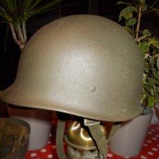 Militaria: CASCO ALEMAN FJ 60 (M62). Lote 176347200