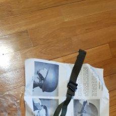 Militaria: BARBOQUEJO CASCO USA M1. Lote 176855322