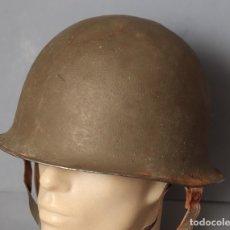 Militaria: CASCO FRANCÉS MOD. 1951 OTAN. Lote 178342056