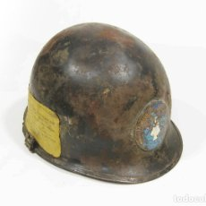 Militaria: CASCO4-47 REGIMIENTO DE INFANTERÍA. VIETNAM INFANTRY REGIMENT MOBILE RIVERINE FORCE SPEARHEADERS. Lote 179186795