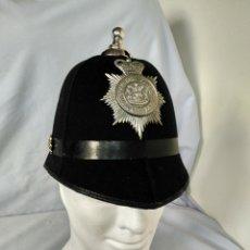 Militaria: REINO UNIDO – BOBBY DE BOLA 6 PANELES - 1960 - POLICIA BRITÁNICA. Lote 180129935