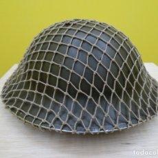 Militaria: CASCO BRITANICO DE LA II GUERRA MUNDIAL. Lote 181215375