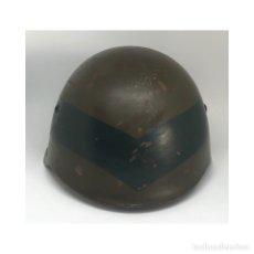 Militaria: CASCO MILITAR SEGUNDA GUERRA MUNDIAL ORIGINAL PORTUGUES AÑOS 40. Lote 182033011