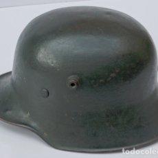 Militaria: 1ª G.M. CASCO ALEMAN MODELO M17,ORIGINAL. Lote 182171415