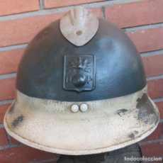 Militaria: CASCO ADRIAN MODELO 1926, EJERCITO FRANCES, FRANCIA, DEFENSA PASIVA TALLA D 2ª GUERRA MUNDIAL 39/45.. Lote 183176325