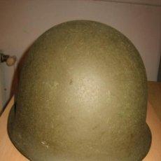 Militaria: CASCO MILITAR FRANCES M51.ORIGINAL.. Lote 184448410