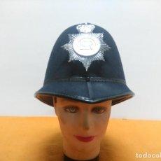 Militaria: CASCO BOBBY POLICIA INGLATERRA. Lote 184553387