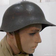 Militaria: CASCO RUSO SSH36 – GUERRA CIVIL – REPÚBLICA - SGM. Lote 184638935