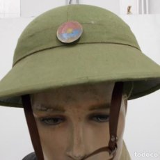 Militaria: SALACOTT – VIETCONG - ORIGINAL. Lote 184641220