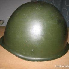 Militaria: CASCO MILITAR POLACO MODELO WZ-75. Lote 184964227