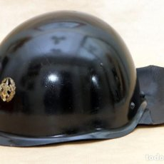 Militaria: CASCO DE BOMBERO - CHECOSLOVAQUIA - AÑOS 50-60. Lote 186350180