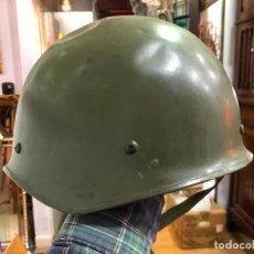 Militaria: CASCO MILITAR - MEDIDA 26X22 CM. Lote 187310975