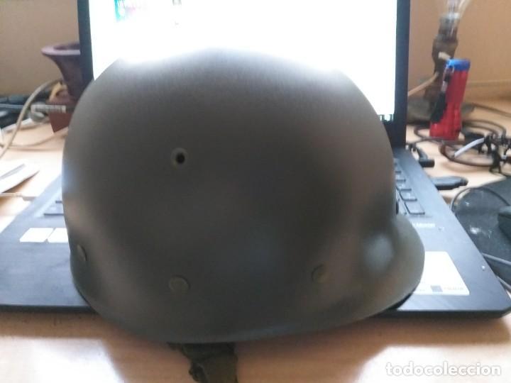 Militaria: soto casco-militar-y-cinturon-portasables-guardia civil - Foto 7 - 186292527