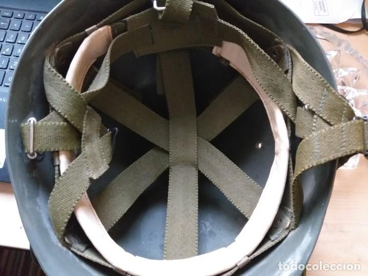 Militaria: soto casco-militar-y-cinturon-portasables-guardia civil - Foto 9 - 186292527