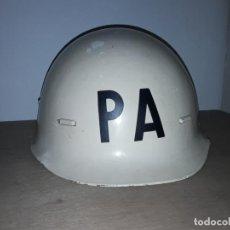 Militaria: CASCO MILITAR. Lote 191215286