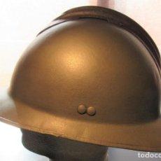 Militaria: CASCO ADRIAN BRIGADAS INTERNACIONALES, EJERCITO POPULAR REPUBLICANO, GUERRA CIVIL ESPAÑOLA 1936-1939. Lote 191922795