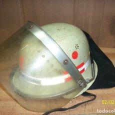 Militaria: CASCO DE BOMBERO ALEMAN. Lote 192749380