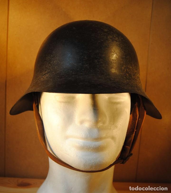 Militaria: ssh 36 RUSO GUERRA CIVIL ORIGINAL - Foto 2 - 192933656