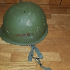 Militaria: CASCO PARACAIDISTA M1C USA. Lote 193989446